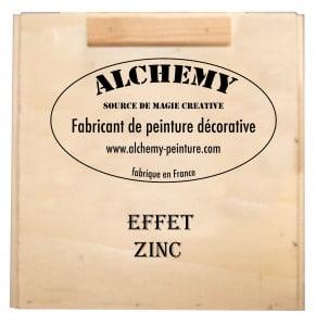 Les effets alchemy for Peinture effet zinc