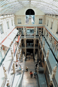 Galerie centrale